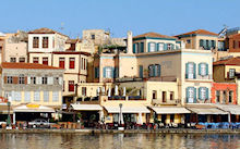 Foto Hotel Amphora in Chania stad ( Chania Kreta)
